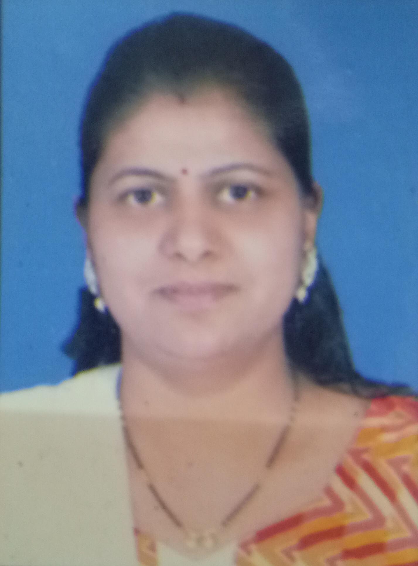 Mrs. Dhikale A. R.