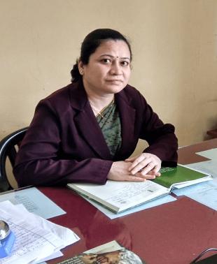 Prof. Jyoti B. More [Principal]